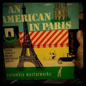 Gershwin An American In Paris 2 Record Set